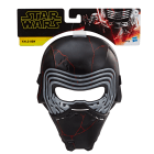 STAR WARS: THE RISE OF SKYWALKER SUPREME LEADER KYLO REN FORCE RAGE MASK (HASBRO/Ages 5 years & up/Approx. Retail Price: Starting at $34.99/Available: Fall 2019) With this character-inspired electronic mask, kids can imagine fighting in epic duels as the Supreme Leader, KYLO REN. With sound-controlled Force Rage light FX, the STAR WARS: THE RISE OF SKYWALKER SUPREME LEADER KYLO REN FORCE RAGE MASK makes an amazing gift for young STAR WARS fans. Push a button for sound-activated light FX. When kids speak or shout into the mask, the light FX glows brightly. Requires 2 1.5V AA batteries, included. Available at most major retailers.
