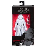 STAR WARS: THE BLACK SERIES 6-INCH FIRST ORDER ELITE SNOWTROOPER Figure (HASBRO/Ages 4 years & up/Approx. Retail Price: $24.99/Available: Fall 2019) Inspired by the latest generation of cold weather assault troopers in STAR WARS: THE RISE OF SKYWALKER, this STAR WARS: THE BLACK SERIES 6-INCH FIRST ORDER ELITE SNOWTROOPER figure is great for display in any STAR WARS collection. With multiple points of articulation, STAR WARS-inspired detail, and 2 FIRST ORDER ELITE SNOWTROOPER-inspired accessories, this figure is great for display in any STAR WARS collection. Includes figure and 2 accessories. Available exclusively at Target.