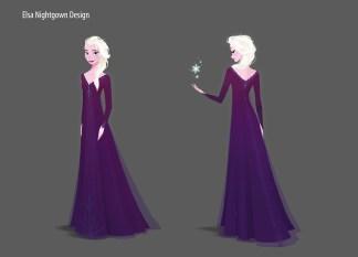 Visual Development Art by Brittney Lee - Visual Development Artist. © 2019 Disney. All Rights Reserved.