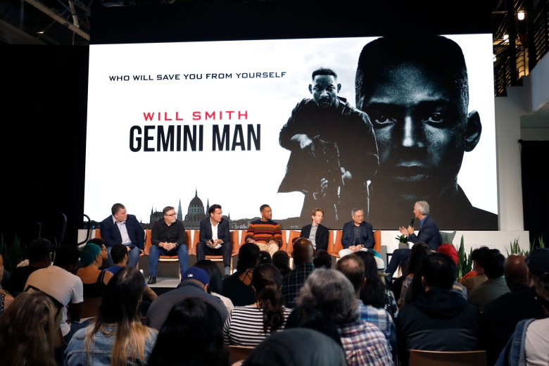 """Gemini Man"" Global Press Conference /// Will Smith collaborates with YouTube in support of ""Gemini Man"""