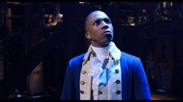 Leslie Odom, Jr. as Aaron Burr