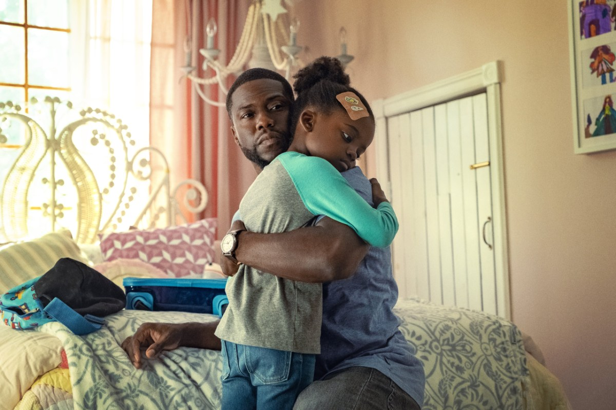 Kevin Hart's 'Fatherhood' is Coming This Father's Day Weekend