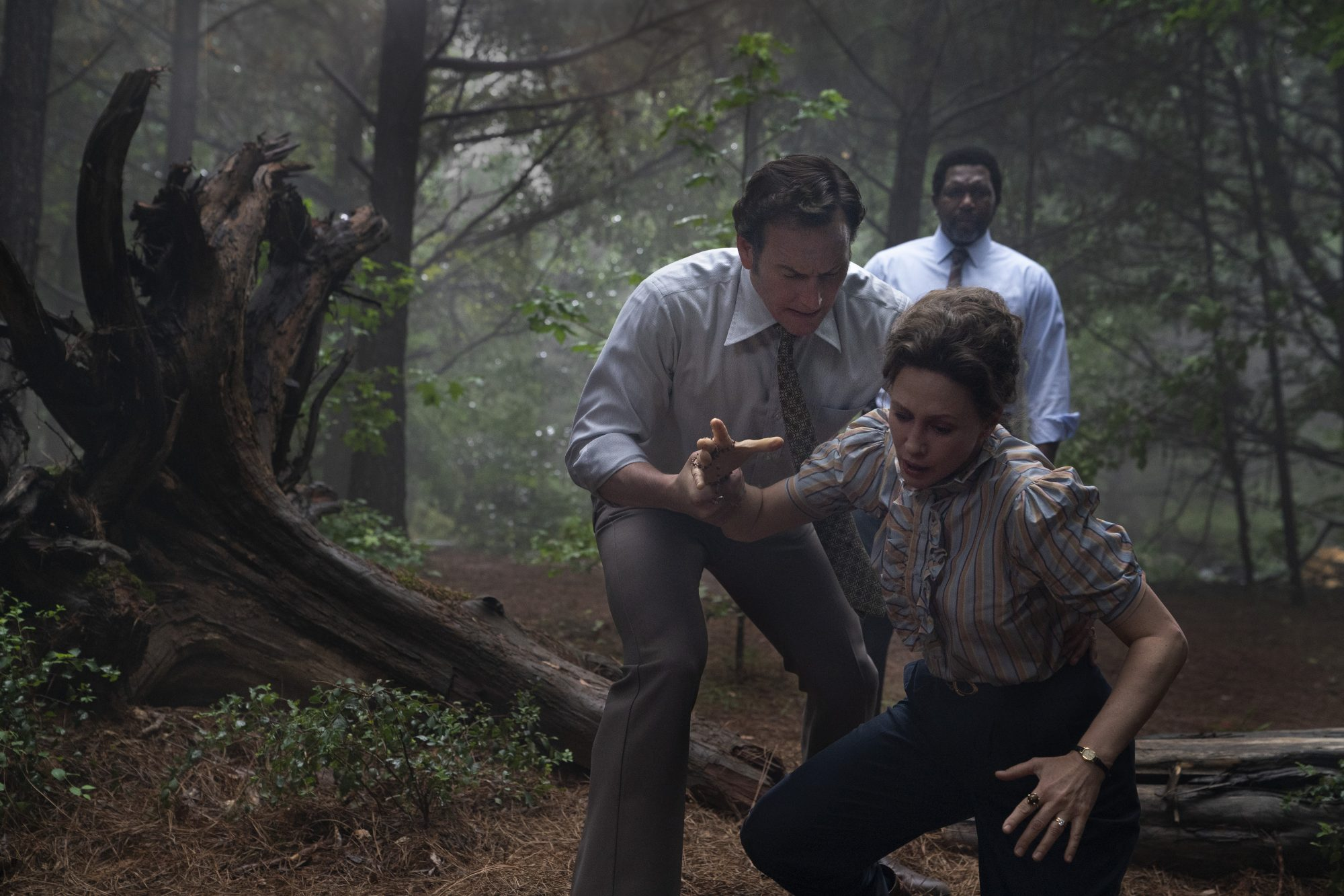 The True Story Behind 'The Conjuring: The Devil Made Me Do It' – The Nerds  of Color