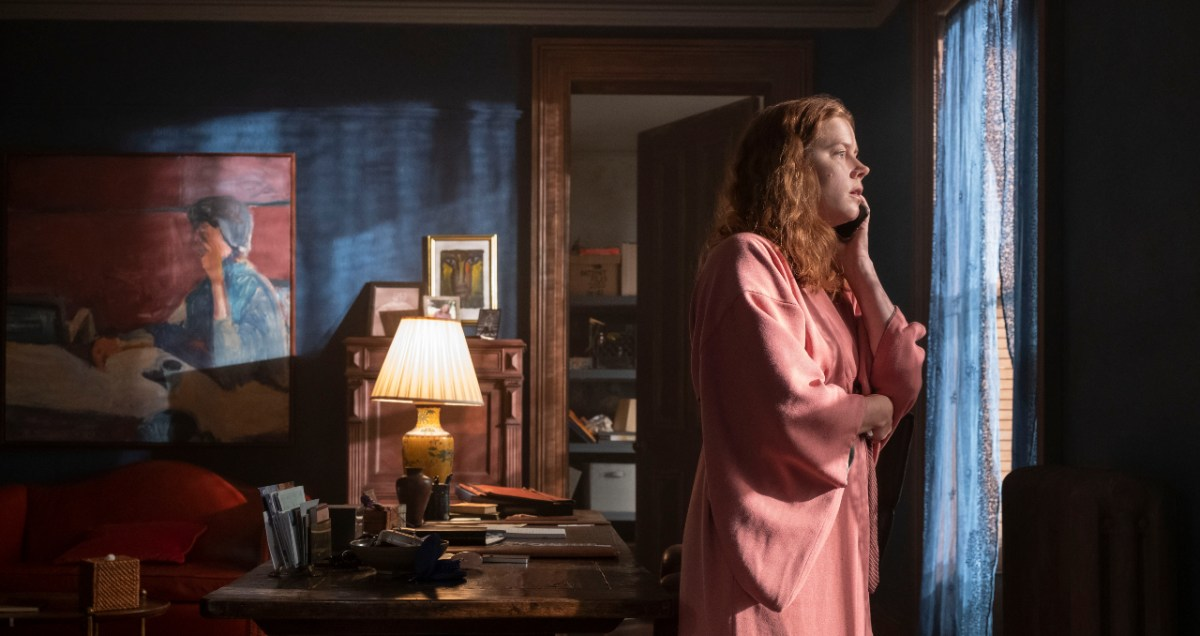 Get a Glimpse of Netflix's Newest Thriller, 'The Woman in the Window'