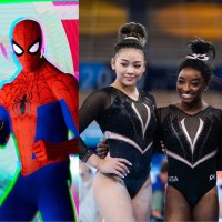 Spider-Man Day with Jordan Chiles, Simone Biles, and Their Amazing Olympic Friends