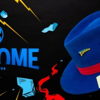 NFL Superstar Cam Newton's Superman Meshika Hats Are Live