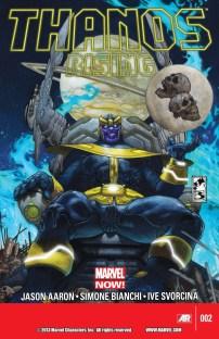 Thanos Rising #2