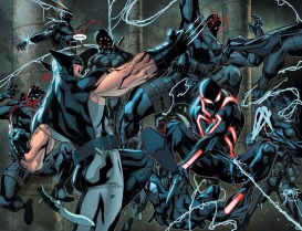 Spider-Men, Wolverines and Ninjas oh my!