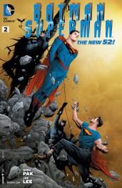 Batman/Superman #2