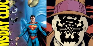 Doomsday Clock DC