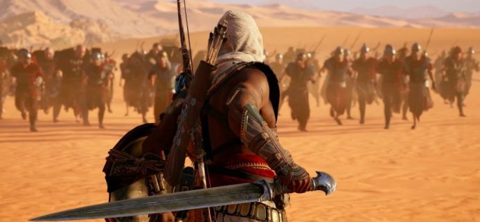Assassin's Creed Origins PC System Requirements