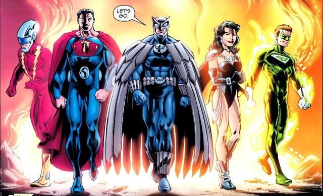 Justice League Villains