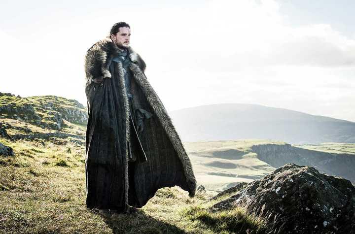 Jon Snow Easter egg
