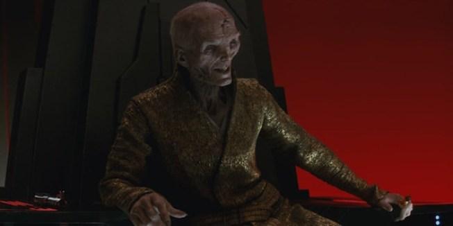 Snoke's Backstory