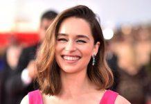 Emilia Clarke Backs NHS Drive