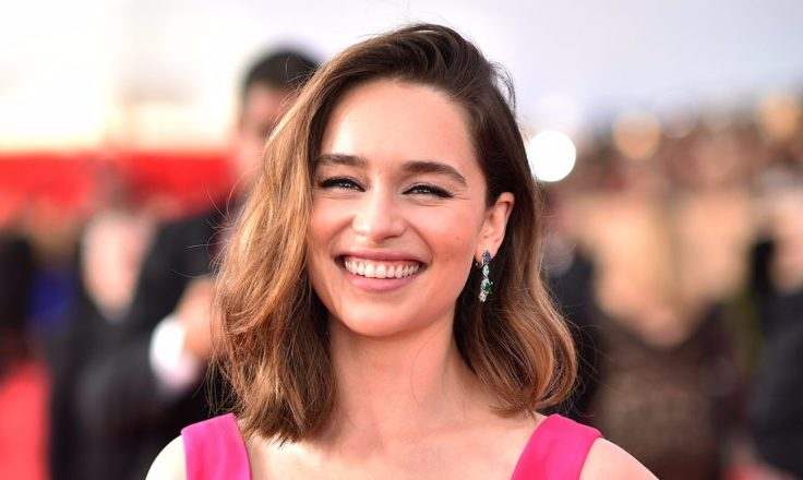 Emilia Clarke Backs NHS Drive