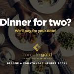 Zomato gold free uber eats march 2020