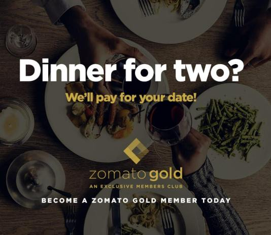 Zomato gold free uber eats march 2020