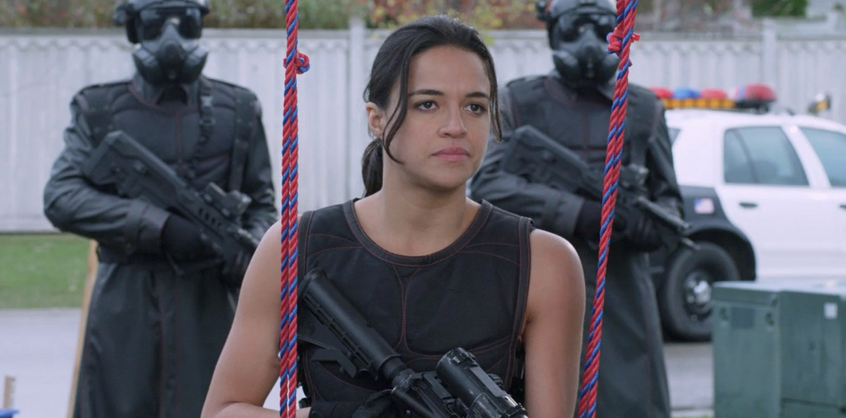 Michelle Rodriguez Tomboy Film Is Promoting Trans Rights The Nerdy Bird