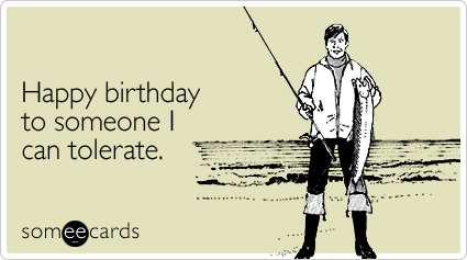 on birthdays (4/5)