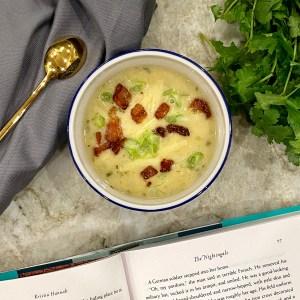 Vianne's Potato & Lardon Soup