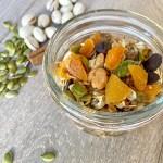 Healthy Maple Granola Recipe
