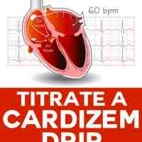 How to Titrate a Cardizem Drip