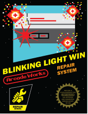 blinking light win, blinking light nintendo nes