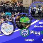Playthrough Gaming Convention Raleigh