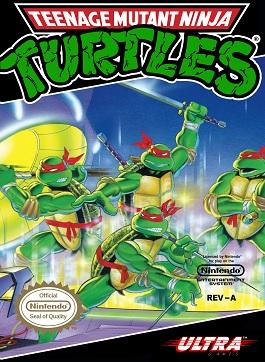teenage mutant ninja turtles review nintendo nes
