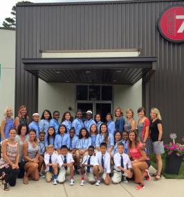 One7 Academy Students & Staff