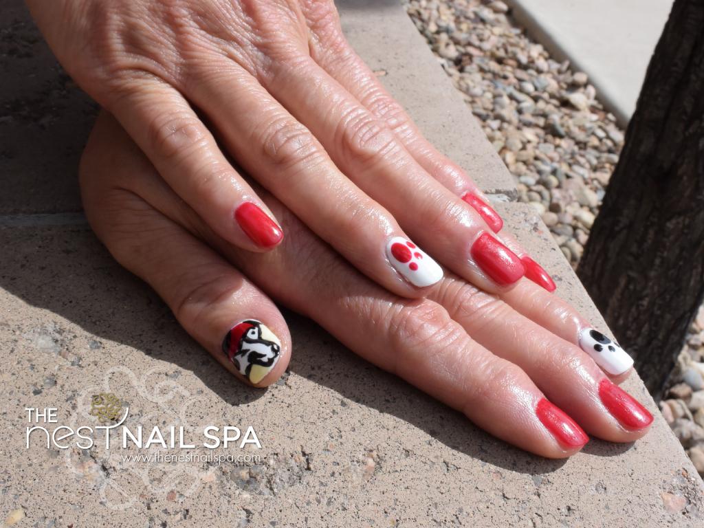 The Nest Nail Spa Colorados Premier Natural Nail Spa