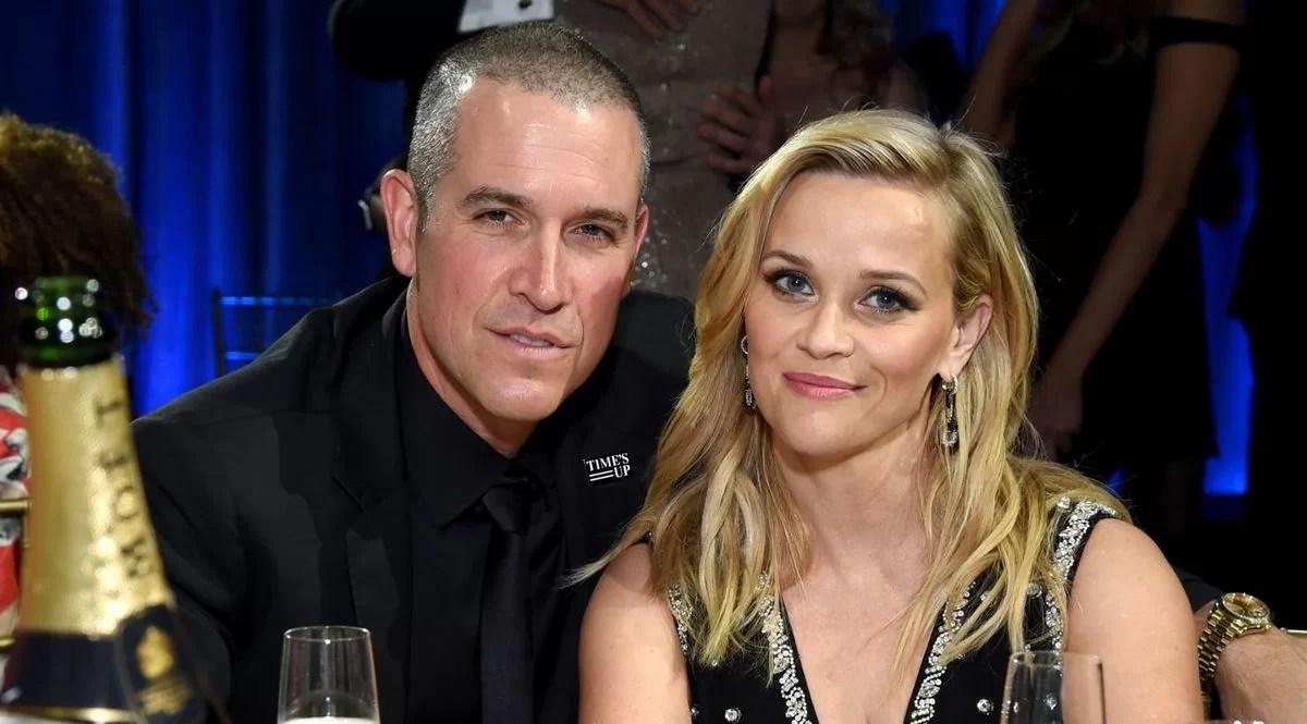 Everything about Reese Witherspoon's husband, Jim Toth