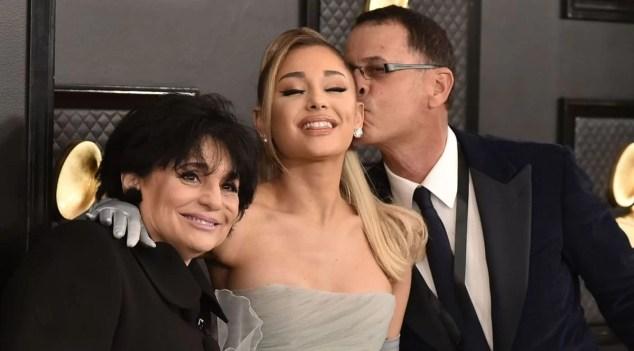 Ariana Grande's parents