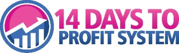 14-Days to ProfitTransparent Background