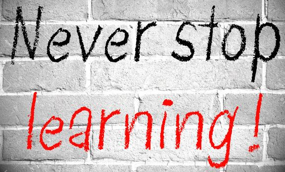 Millionaires Never Stop Learning