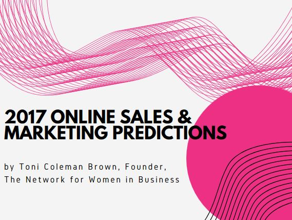 2017 Online Sales & Marketing Predictions
