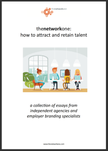 attract and retain talent employer branding