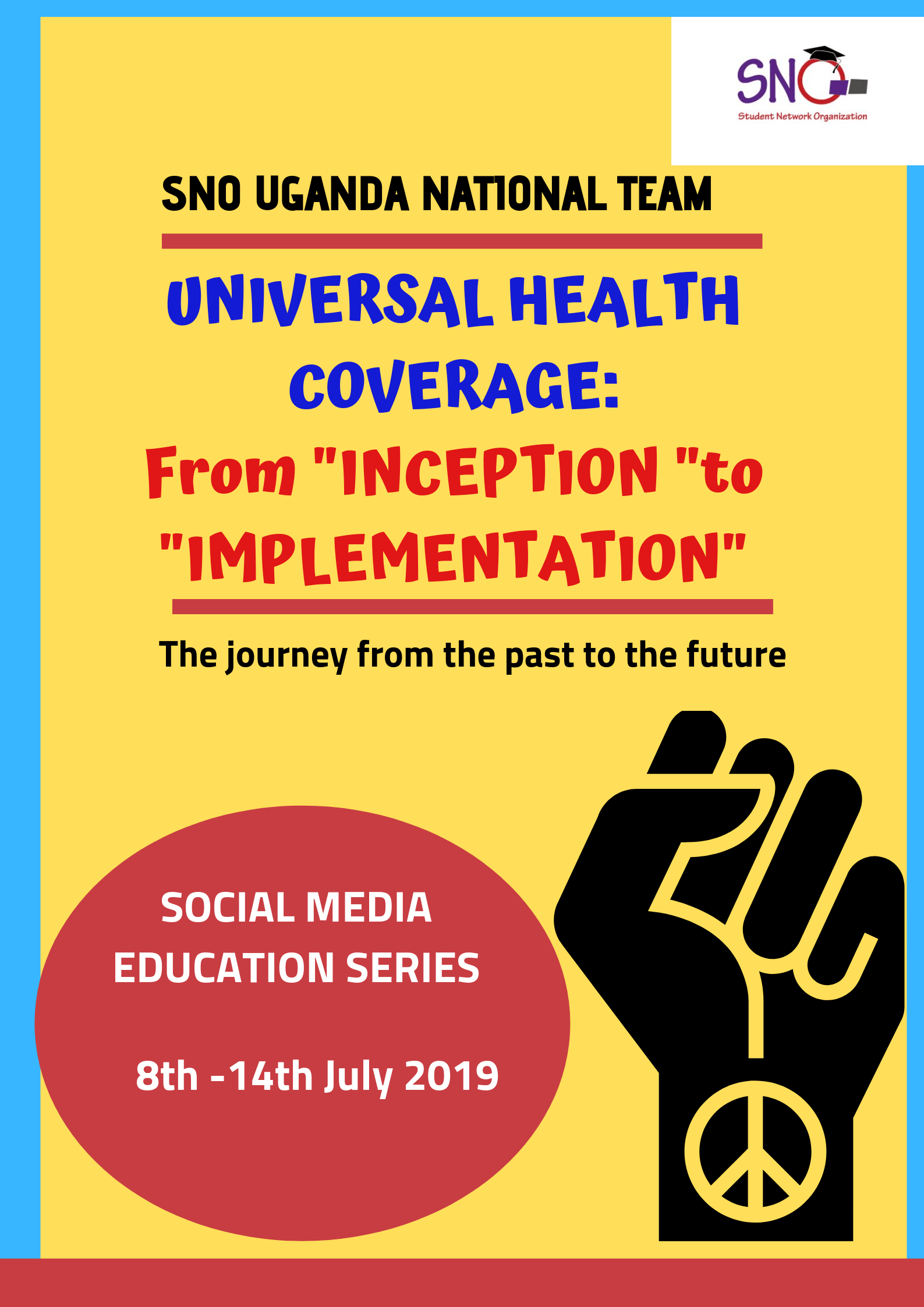 Membership & Activities   The Network: Towards Unity for Health