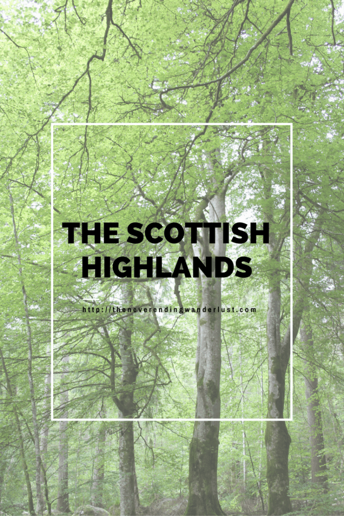 Edinburgh and the Scottish Highlands