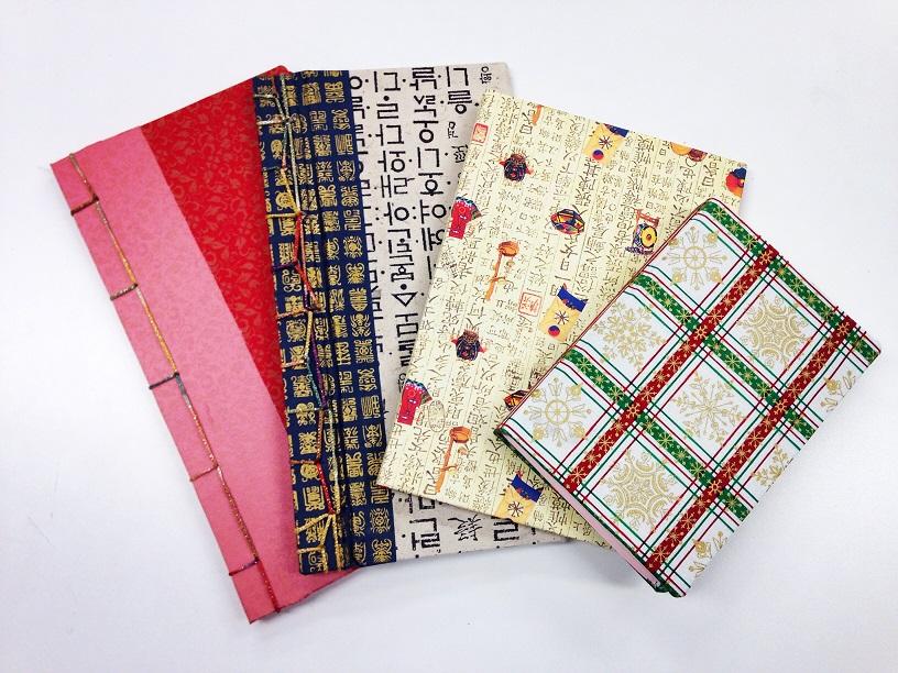 Korean Art Class - Bookbinding