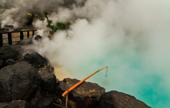 Beppu Hot Springs