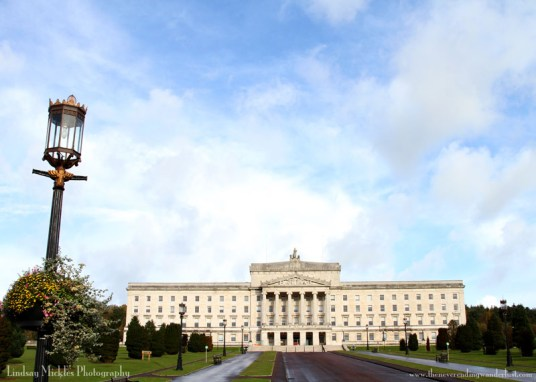 Stormont Parliament Building, Belfast, Northern Ireland
