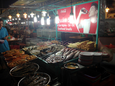 Phu Quoc Night Market, Vietnam