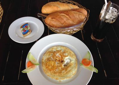 Phuong Binh House Breakfast