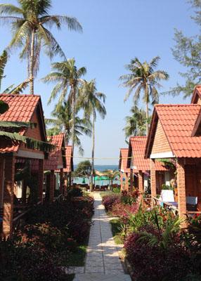 Phuong Binh House, Phu Quoc Island, Vietnam
