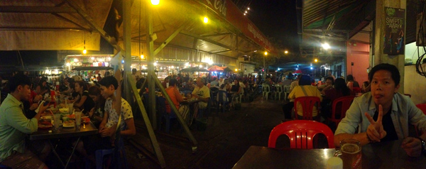 Siem Reap Night Market, Cambodia