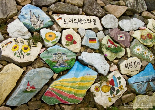 Jinju Lantern Festival and Namhae Oktoberfest: Namhae German Village, South Korea