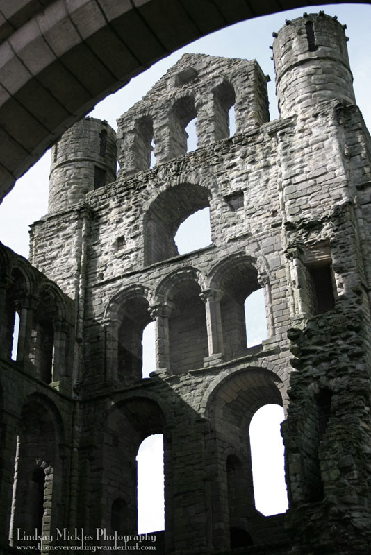 Kelso Abbey, Kelso, Scotland