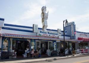 Hellas Restaurant, Tarpon Springs, FL